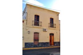 Conjunto de casas de la familia Andújar