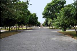 Parque del Pabellón de Deportes